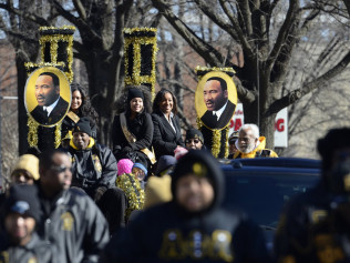 MLK Parade and Weekend of Events