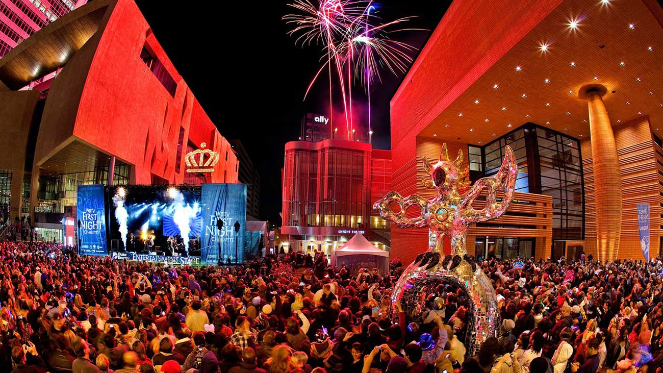 CLT New Year's Eve presented by Ally