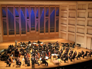 Opening Night at the Symphony